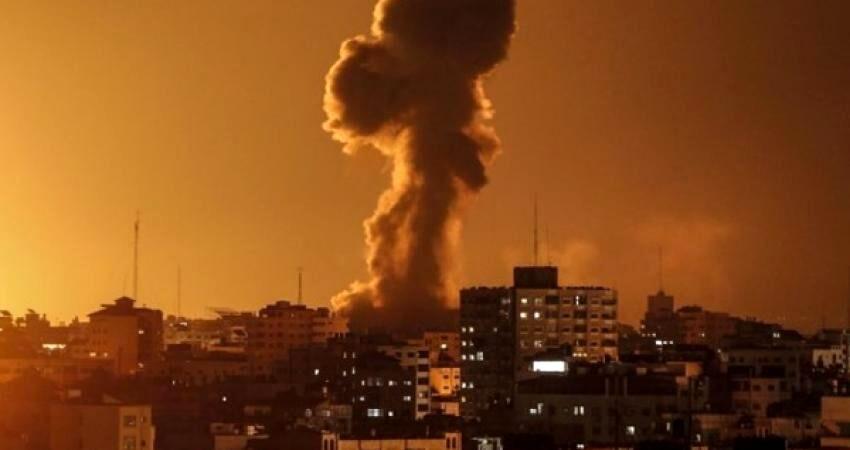 رژیم صهیونیستی جنوب و مرکز غزه را با توپخانه هدف قرار داد