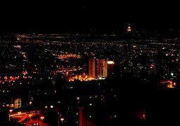 ساعت خاموشی تهران 12 تا 4 است؟