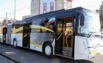 ناوگان اتوبوسرانی را با احیای قطعات اتوبوسها سر پا نگه داشتهایم