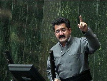 نماینده بوکان استعفا خود را تقدیم مجلس کرد
