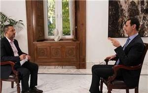 بشار اسد: تسلیحات سوریه فقط پس از استفاده لو میرود!