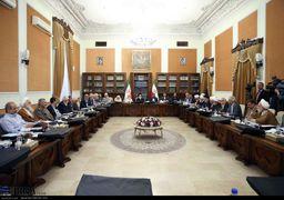 بازگشت احمدی نژاد به جلسه مجمع تشخیص مصلحت نظام + عکس