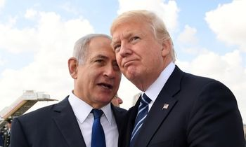 اولین واکنش بنیامین نتانیاهو به شناسایی قدس به عنوان پایتخت اسرائیل از سوی آمریکا