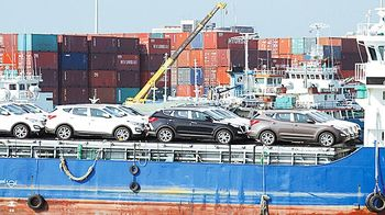 ترخیص خودروهای وارداتی از گمرک