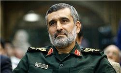 واکنش سردار حاجی زاده به تهدیدات ترامپ