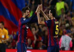 حمایت دو فوتبالیست بارسلونا از میزبانی قطر در جام جهانی