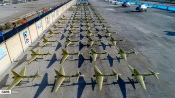 این پهپادهای جدید سپاه خواب را از چشم دشمن میگیرند + عکس و مشخصات