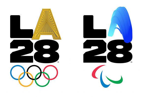 لوگوی بازیهای المپیک و پارالمپیک لس آنجلس ۲۰۲۸ رونمایی شد