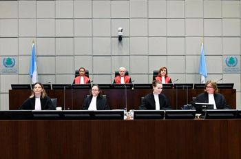 استقبال نتانیاهو از حکم دادگاه رفیق حریری