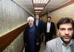 حضور حسن روحانی در شبکه خبر و پاسخ به سوالات + فیلم کامل