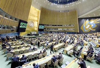 تصویب قطعنامه حمایت از حق مردم فلسطین در سازمان ملل