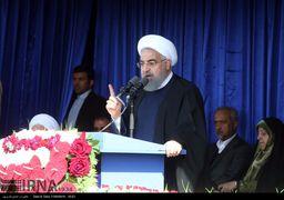 کنایه روحانی به عربستان/ اگر برخی کشورها جنگ شاهزادگان دارند تقصیر ما نیست!