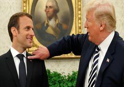 رابطه ترامپ و مکرون برجام را ماندگار می کند؟