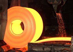 افزایش 8 درصدی صادرات فولاد ایران