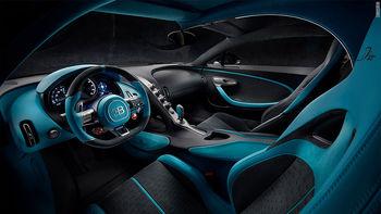 خودروی ۲۰۰ میلیارد تومانی بوگاتی در نمایشگاه ژنو! +تصاویر