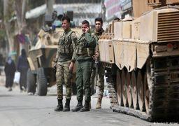 حمله نظامی ترکیه به کردهای سوری به تعویق افتاد