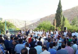 بیشتر بازداشتیهای ناآرامیهای کازرون آزاد شده اند