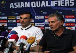 سید جلال حسینی:نقطه قوت تیم ملی تجربه کیروش است