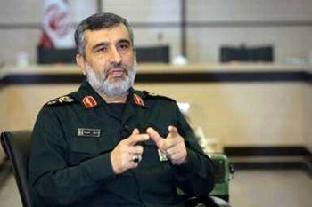 اظهارات مهم سردار حاجی زاده از قدرت موشکی ایران