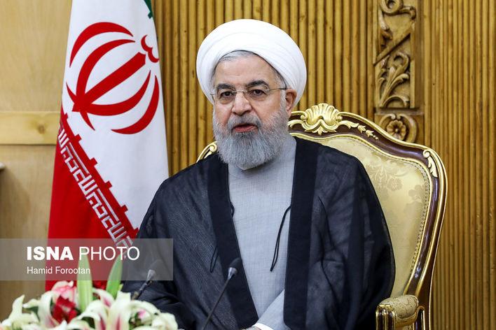 سفر روحانی به قزاقستان