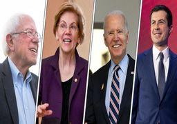 افزایش محبوبیت سندرز بین دموکراتها در جدیدترین نظرسنجی