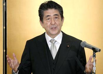نخست وزیر ژاپن استعفا میدهد؟