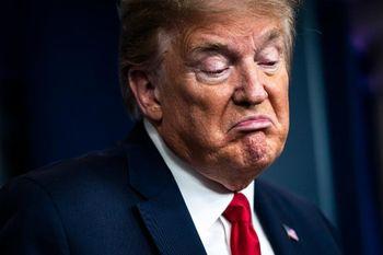 ترامپ: احتمالا بایدن رئیس جمهور میشود