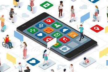 هر فرد چند حساب کاربری فعال در شبکههای اجتماعی دارد ؟