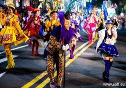 فستیوال گردشگری شانگهای کلید خورد