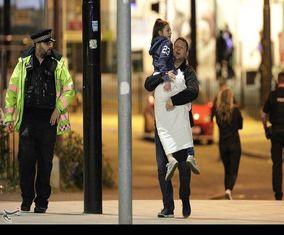 تصاویر حمله تروریستی در منچستر انگلیس
