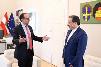 محور دیدار عراقچی با وزیر خارجه اتریش