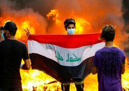 ربوده شدن 68 عراقی در جریان اعتراضات