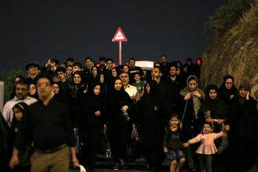 مراسم احیا شب بیست و سوم ماه مبارک رمضان