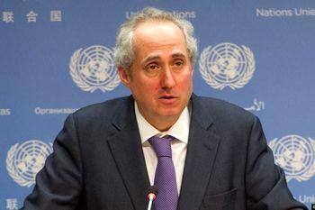 واکنش سخنگوی سازمان ملل به افزایش ذخایر اورانیوم ایران