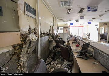 سرپل ذهاب پس از زلزله