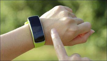 مقابله با استرس با یک دستبند +عکس