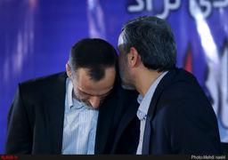 چند سکانس از سرکشیهای احمدینژاد در مقابل رهبری