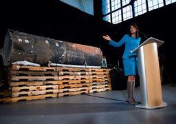 فرانسه هم نمایش موشکی نیکی هیلی را باور نکرد
