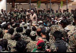 بیانیه مهم لشکر فاطمیون خطاب به سردار سلیمانی درباره پایان داعش
