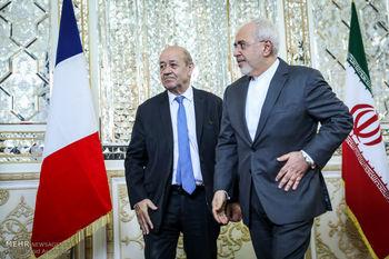 واکنش فرانسه به استعفای ظریف
