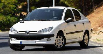 هاچ بک 206 از 207 جلو زد /رونمایی از خودرو محبوب بازار +جدول