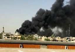 یک آتشسوزی مشکوک + عکس