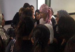 تصاویر همسر بشار اسد پس از شیمیدرمانی