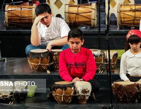 گزارش تصویری پنجمین شب سی و پنجمین جشنواره موسیقی فجر