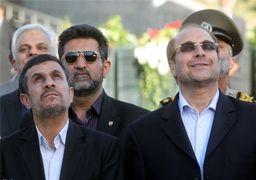 واکنش عجیب احمدی نژاد به مناظره های انتخاباتی