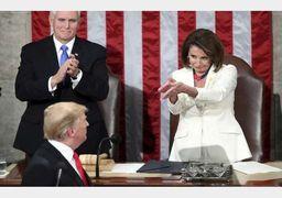حمله ترامپ به نانسی پلوسی: او مایه ننگ خانوادهاش است