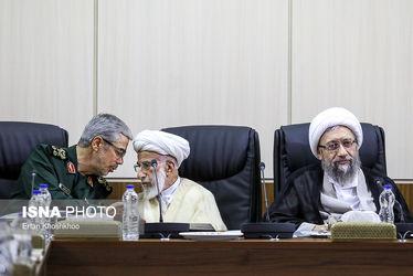 تصاویر جلسه امروز مجمع تشخیص مصلحت نظام