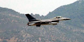 حمله مجدد جنگندههای ترکیه به شمال عراق