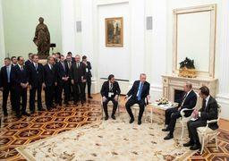 فیلم   انتظار طولانی اردوغان و هیأت ترکیهای برای دیدار با پوتین