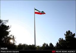 اهانتکنندگان به پرچم ایران دستگیر شدند